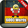 Learn German Vocabulary - 6,000 Words