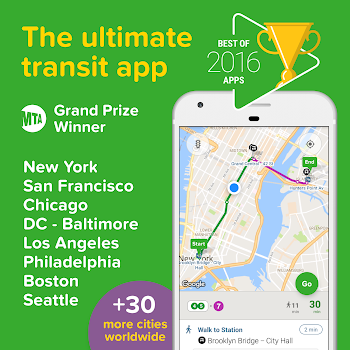 Best Nyc Map App.Best 10 Public Transportation Apps Appgrooves Discover Best