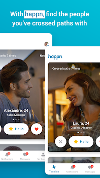 happn – Local dating app