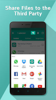 App / SMS / Contact  -  Backup & Restore