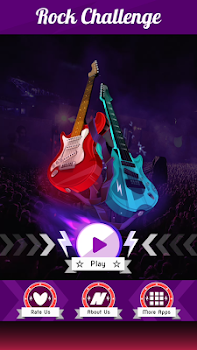 Rock Challenge: Electric Guitar Game