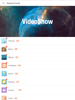 VideoShow Video Editor, Video Maker, Beauty Camera