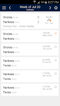 Yankees Baseball: Live Scores, Stats, Plays, Games