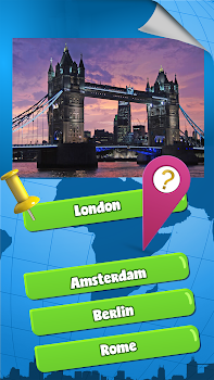 World Capitals Of Countries Quiz On Capital Cities By Smart Quiz - Capital cities of the world game