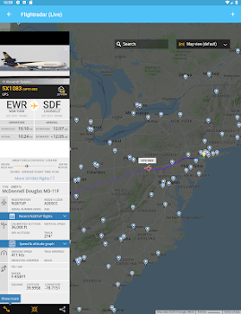 Flightradar: Live Flight Tracker
