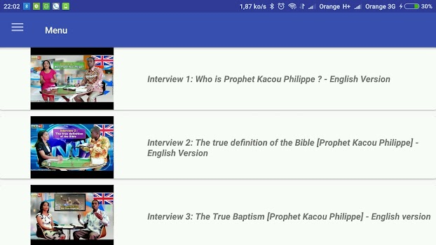 Prophet kacou philippe official by matth25v6 education prophet kacou philippe official by matth25v6 education category 1250 reviews appgrooves best apps fandeluxe Image collections