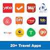 All in one travel app - Travo!