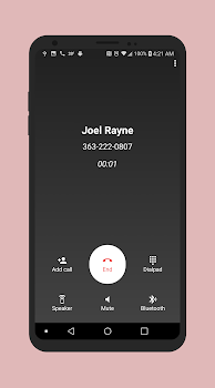 escape - fake call app - get occupied