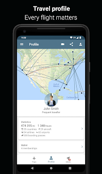 App in the Air - Travel planner & Flight tracker