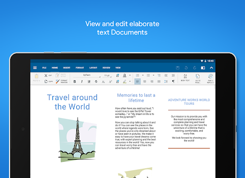 OfficeSuite - FREE Office, PDF, Word,Sheets,Slides