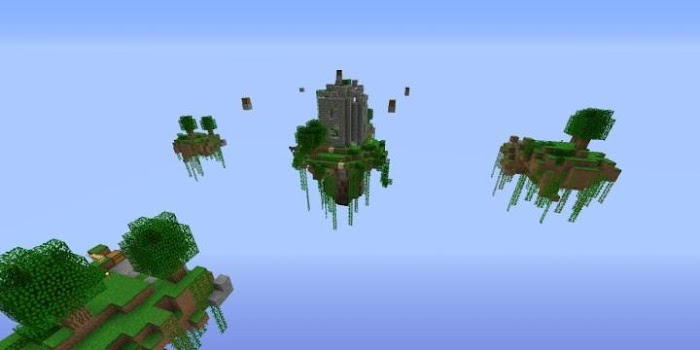Celestial War Map for Minecraft PE - by Master Burning Time. App ...