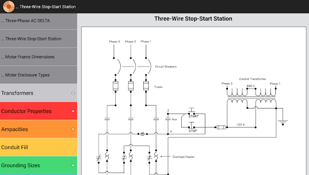 Master Electrician Reference - by PawEng, LLC - Productivity ...