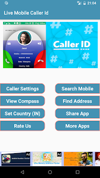 Live Mobile Number Locator - by zHorizon Apps