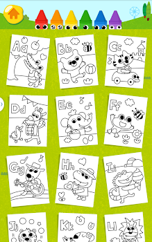 Kids Coloring Fun