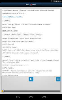 Learn French with RFI