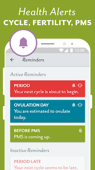 Period Tracker Clue: Period & Ovulation Calculator