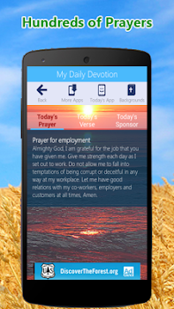 My Daily Devotion - Bible App & Caller ID Screen