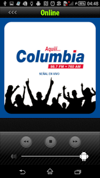 radio columbia de cr en vivo