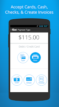 Flint - Accept Credit Cards