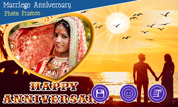 Marriage Anniversary Photo Frame By Smartapps Developers