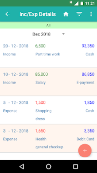 Income Expense Manager Pro