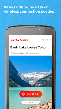 Banff Lake Louise Yoho GyPSy