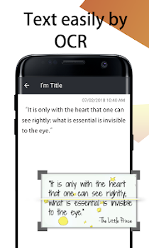 Color Note Pad – noted for lock screen notes
