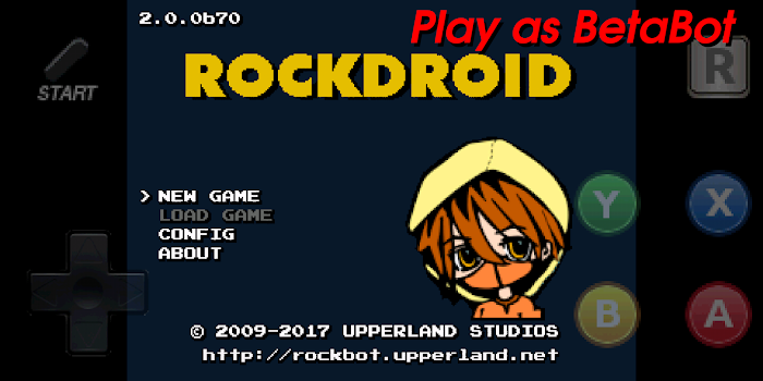RockDroid #1 - Rockbot edition for Play Store