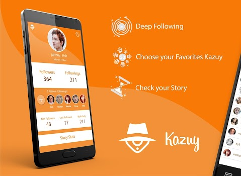 Kazuy - Track Your Followers