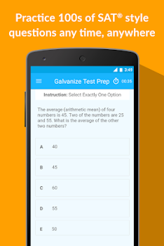 Ultimate SAT® Practice Questions by Galvanize
