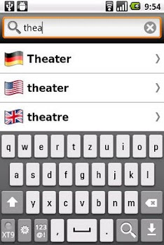 English and German Dictionary - by Dieter Saken - Nifty Apps - Books &  Reference Category - 108 Reviews - AppGrooves Best Apps