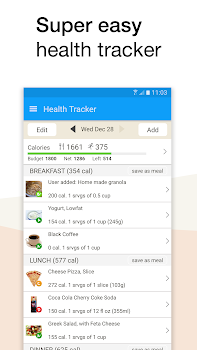 Fooducate Healthy Weight Loss & Calorie Counter