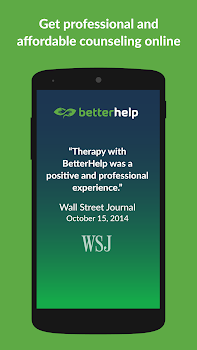 BetterHelp: Counseling & Therapy Online