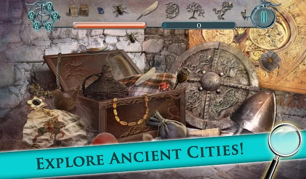 Hidden Object Mystery Worlds Exploration 5-in-1