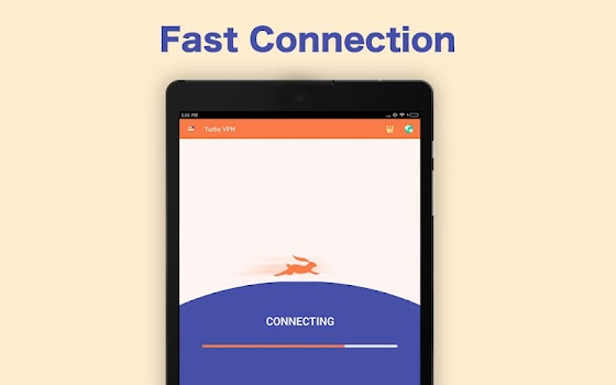 Turbo VPN – Free Unlimited VPN & Secure Hotspot