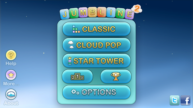 Jumbline 2 - word game puzzle