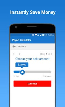 credit card debt payoff calculator by golden financial services