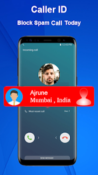 True Contact Name & Location - Caller ID & Dialer