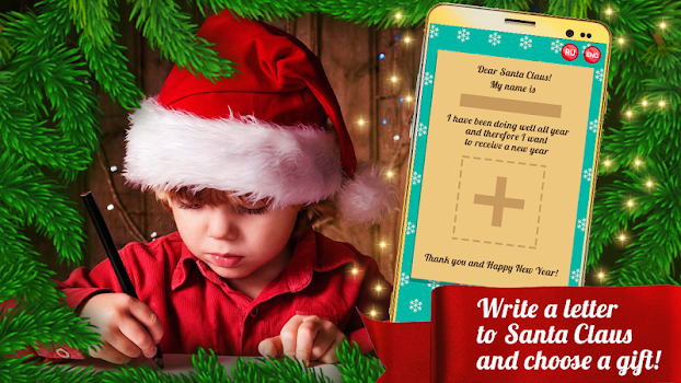 Letter to santa claus by alyaska apps my surprise eggs letter to santa claus spiritdancerdesigns Image collections
