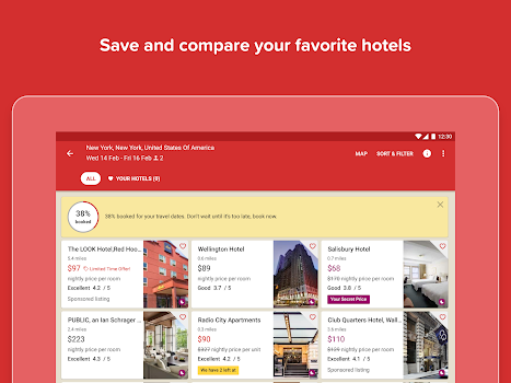 Hotels.com: Book Hotel Rooms & Find Vacation Deals