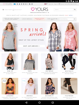 Yours - Plus-Size Clothing