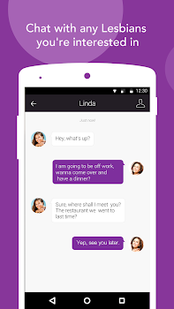 Lesly: #1 Lesbian and Bisexual Women Dating App