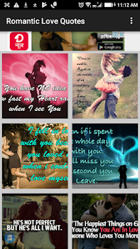 Romantic Love Quotes & Images