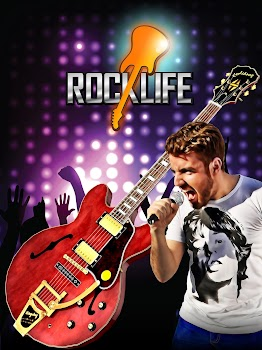 Rock Life - Guitar Legend