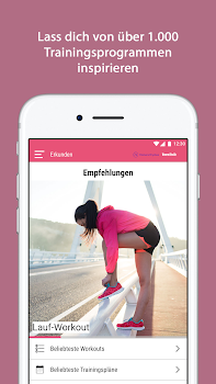Womens Health Personal Trainer- Workout & Training