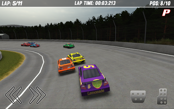 Thunder Stock Cars