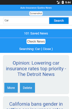 Auto Insurance Quotes Breaking News