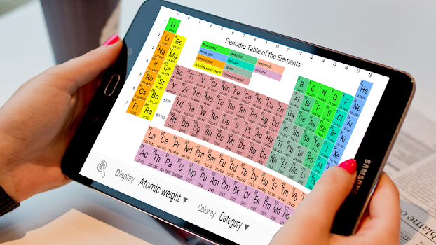 Periodicity best periodic table chemistry app by tech daily life periodicity best periodic table chemistry app urtaz Image collections