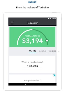 TaxCaster by TurboTax - Free