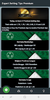 Expert Betting Tips Premium
